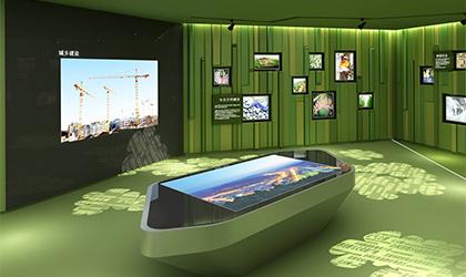 景区多媒体展厅