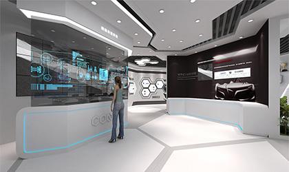 制造行业企业展厅