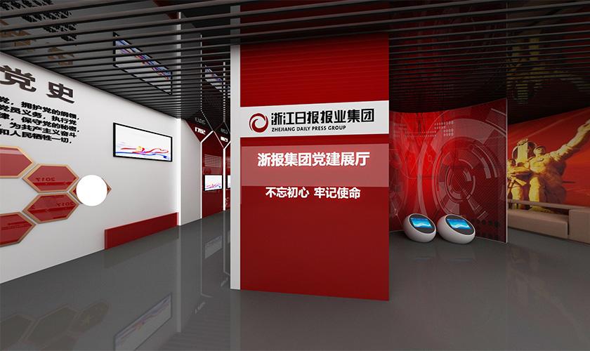 企业红色展厅