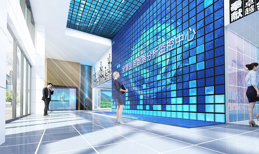 全景业务数字化展厅