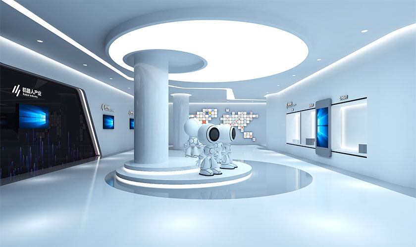 高新技术科技展厅