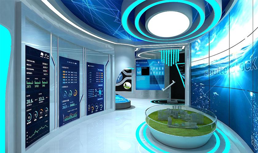 企业科技展厅
