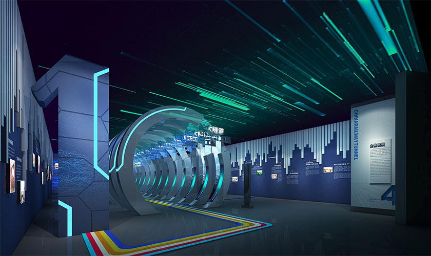 建筑企业科技展馆