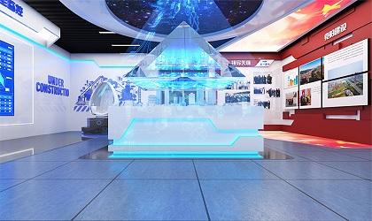500平方企业展厅装修大概需要多少钱?