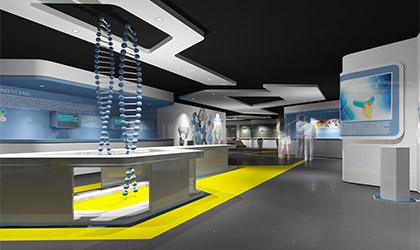 为什么多媒体展厅设计越来越受欢迎?
