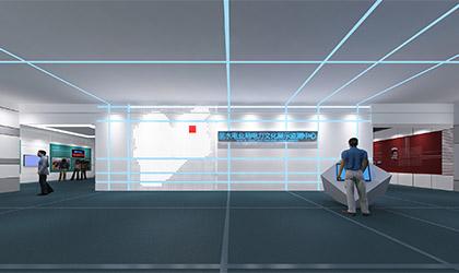 企业展厅设计之前如何进行定位?