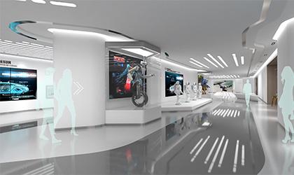 深圳企业展厅设计公司哪家好?