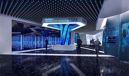 展厅空间规划设计有什么作用?