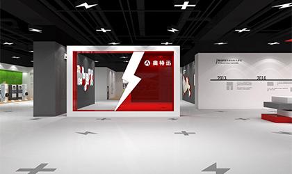 展厅设计方案时候应该注意哪些?
