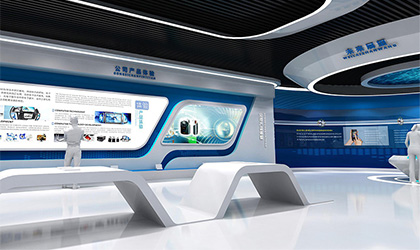 企业展厅如何设计效果更好?