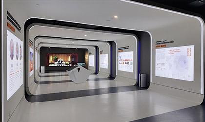 企业科技展厅和传统企业展厅设计的差距